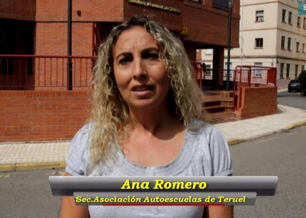 Autoescuela Turolense: Las Autoescuelas Turolenses Protestan Por La Escasez De