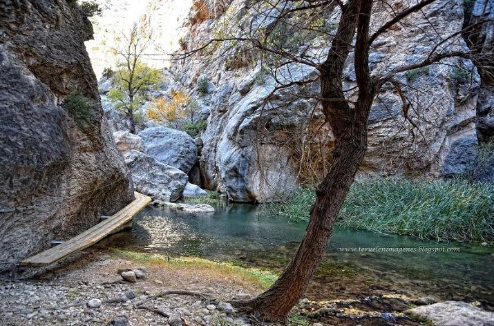 Teruel En Imagenes Nos Da A Conocer Los Estrechos De Vallore - Estrechos