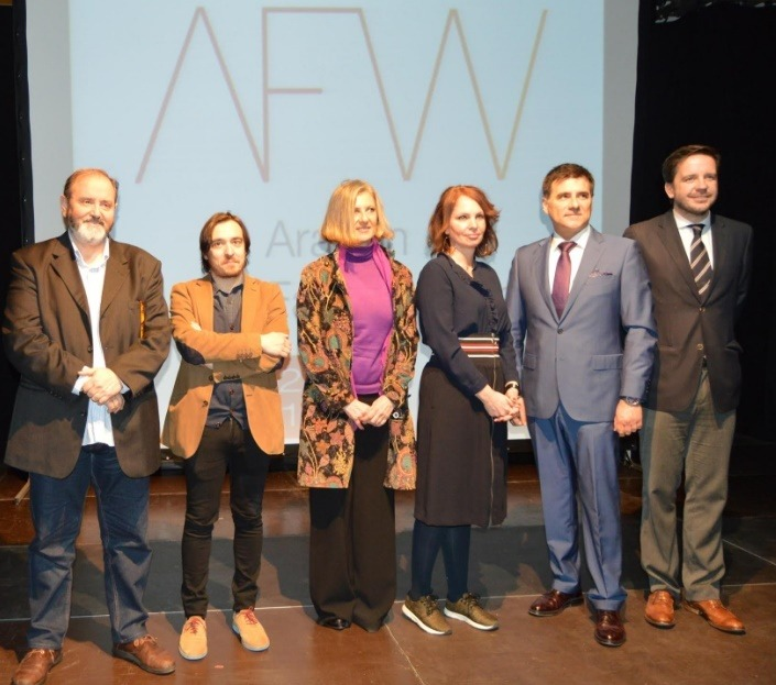 dc9e4ddf9 Las propuestas de la Comunidad y grandes nombres nacionales estarán  presentes en la Aragón Fashion Week