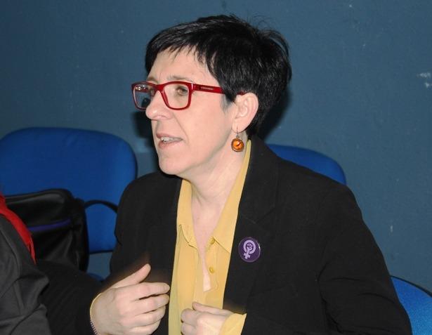 La diputada Marta Prades